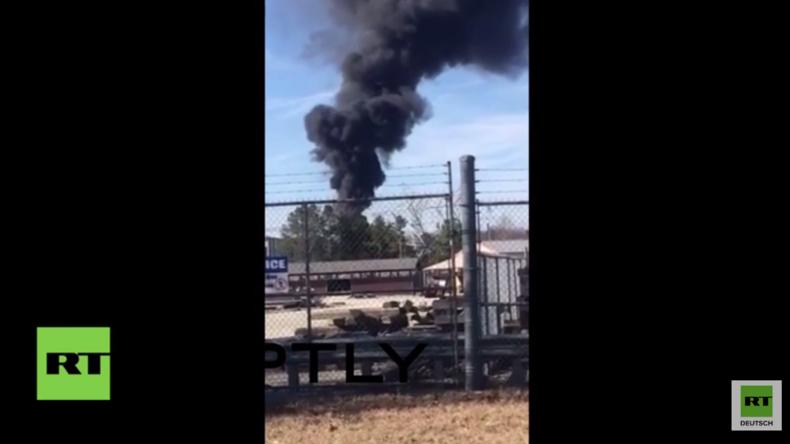 USA: Kernkraftwerk in Oconee nach Brand in Trafo heruntergefahren