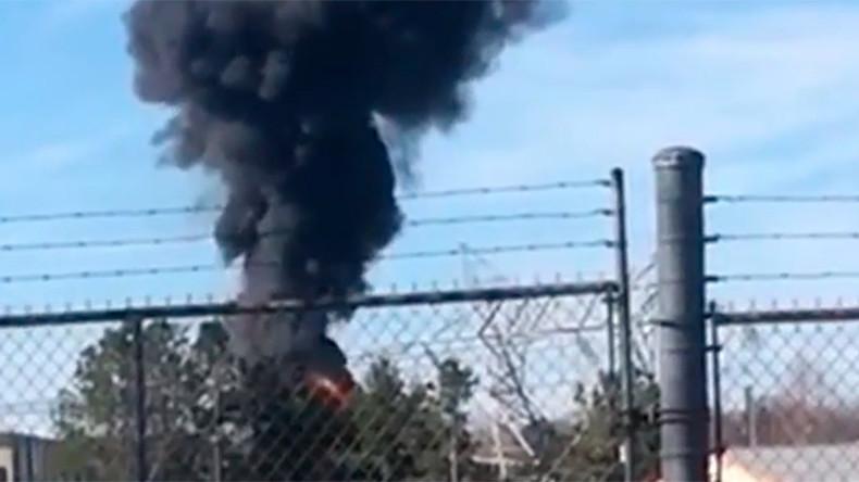 """USA: Großfeuer im Oconee-Atomkraftwerk aufgrund von """"ungewöhnlichem technischen Versagen"""""""