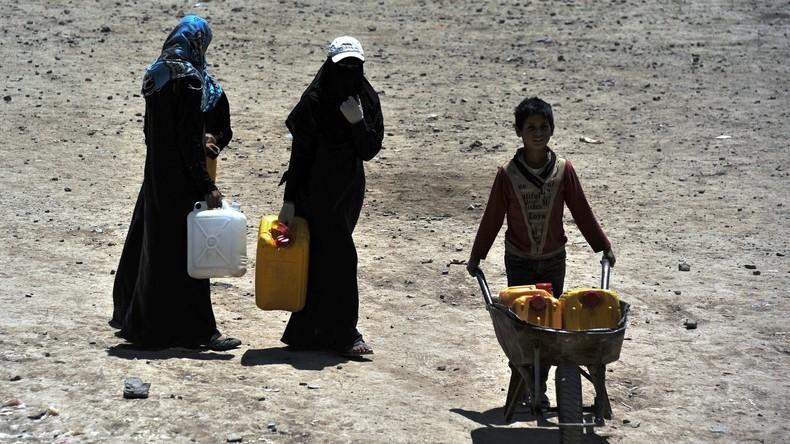 UN: Jemen am Rande einer humanitären Katastrophe - Westliche Banken behindern Hilfslieferungen