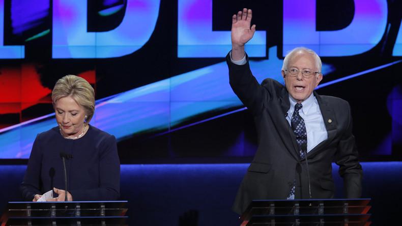 USA: Demokratische Kandidaten streiten über Fracking - Sanders gewinnt Schlagabtausch