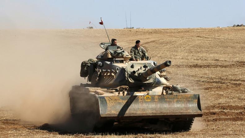 Syrien: Türkei bombardiert weiter syrische Dörfer