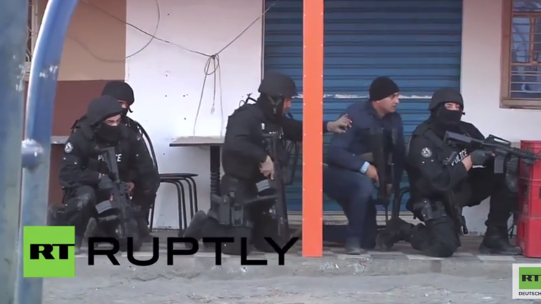 Tunesien:  Terroristen greifen Grenzstadt nahe Touristeninsel an – Dutzende Tote