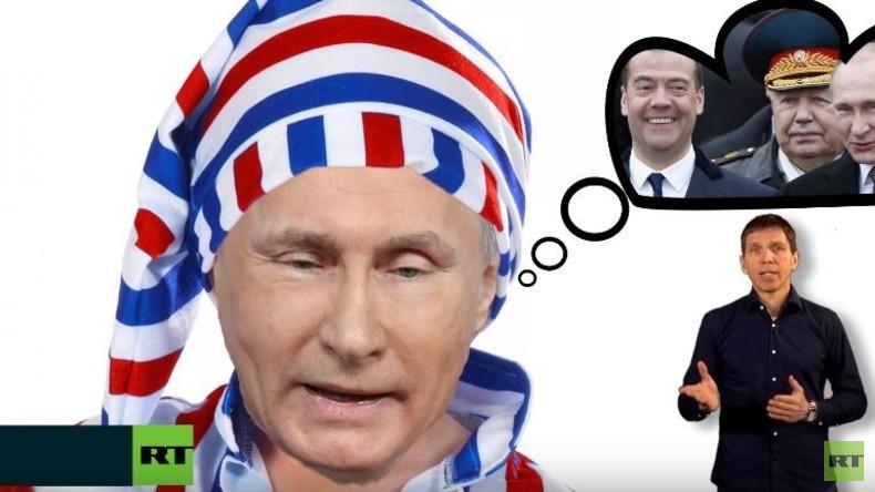 Der Putintag - Was der Boss in 24 Stunden so alles schafft