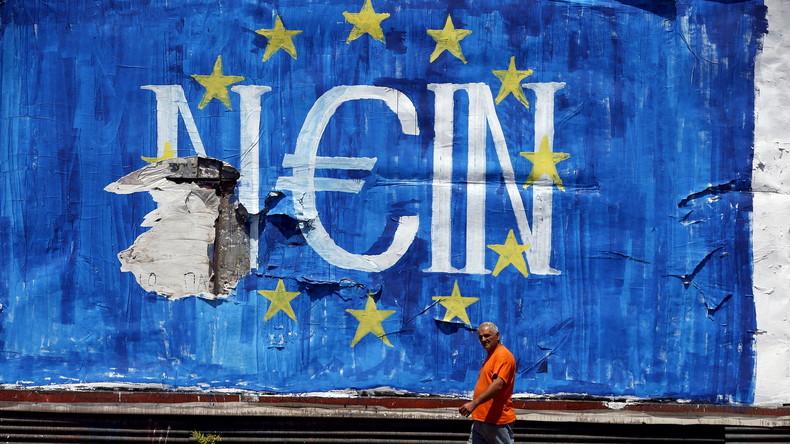 S&P: Grexit würde Vertrauen in europäische Wirtschaftspolitik schwächen