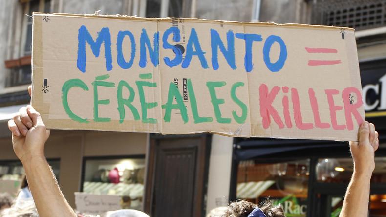 Monsanto verklagt Kalifornien, weil der US-Bundesstaat Glyphosat auf Verbotsliste gesetzt hat