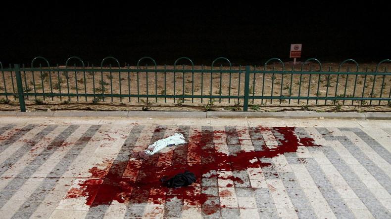 """""""Messerintifada"""": Gleichzeitig drei neue Angriffe in Israel"""