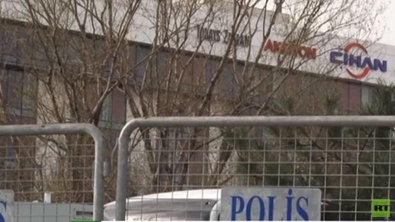 Türkische Regierung kapert oppositionelle Nachrichtenagentur 'Cihan'