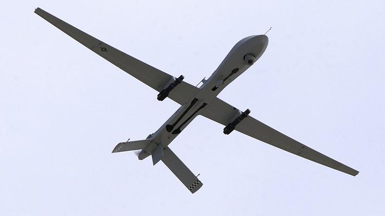 """US-Verteidigungsministerium gibt Einsatz von US-Kampfdrohnen """"Predator"""" und """"Reaper"""" im Inland zu"""