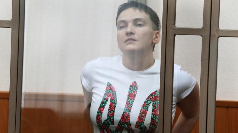 Sawtschenko-Anwalt erklärt nach Fake-Brief, dass seine Mandantin bald ihre Schuld eingestehen wird