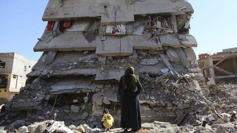 """""""Geruch des Todes"""" - RT berichtet mit exklusivem Material über Kriegsverbrechen der Türkei in Cizre"""