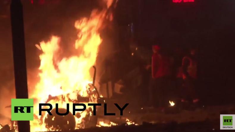 Türkei: Nach mutmaßlichem Anschlag in Ankara mindestens 37 Menschen getötet und 120 verletzt