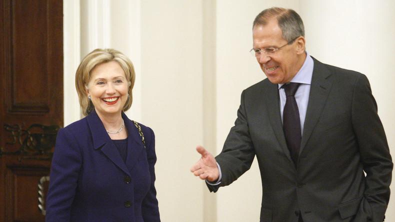 Russland: Duma-Abgeordnete wollen Sanktionen gegen Hillary Clinton durchsetzen