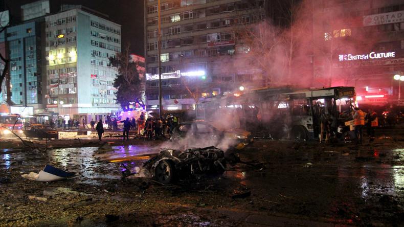 Türkei: Zahl der Opfer nach Bombenanschlag in Ankara hat sich weiter erhöht
