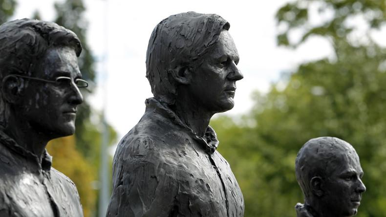 FAZ deckt auf: Edward Snowden in Wirklichkeit russischer Agent