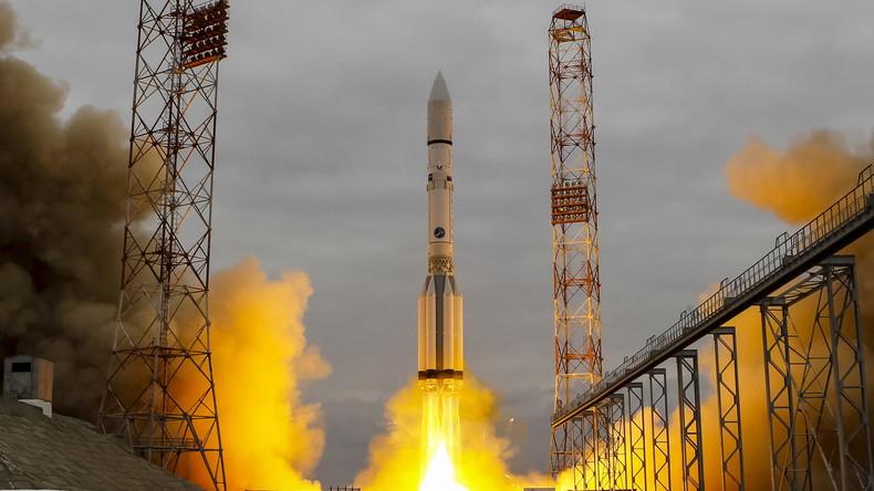 Russisch-europäische Kooperation im All: Mission ExoMars gestartet