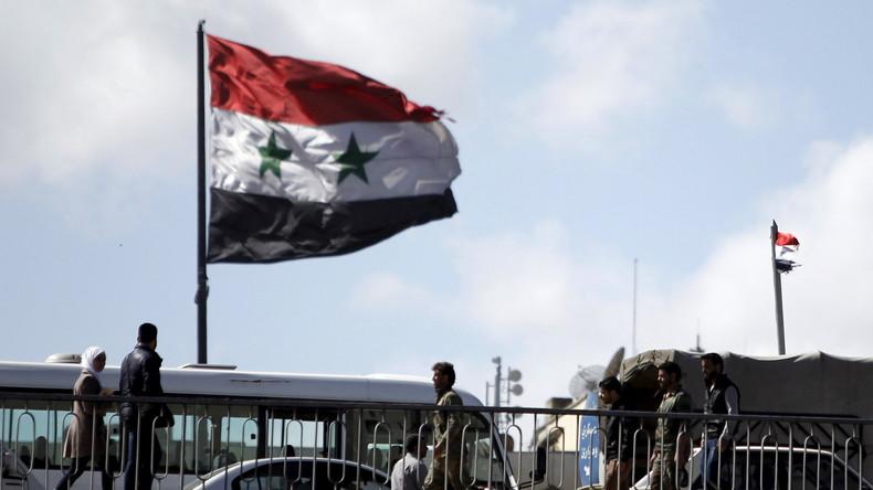 """Syrien: RT-Reporter von """"Rebellen"""" in Daraa gezielt unter Beschuss genommen"""