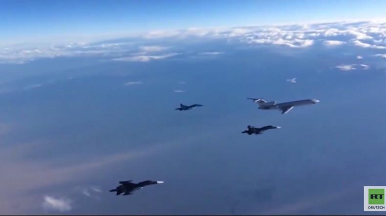 Syrien: Russlands Truppenrückzug - Die ersten Kampfjets haben den Hmeimim-Stützpunkt verlassen