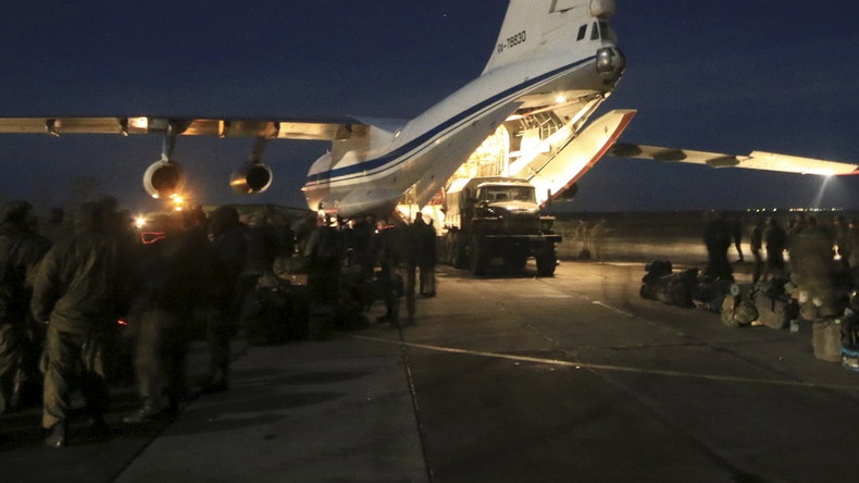 Experten: Abzug russischer Truppen aus Syrien wird Friedensprozess beschleunigen