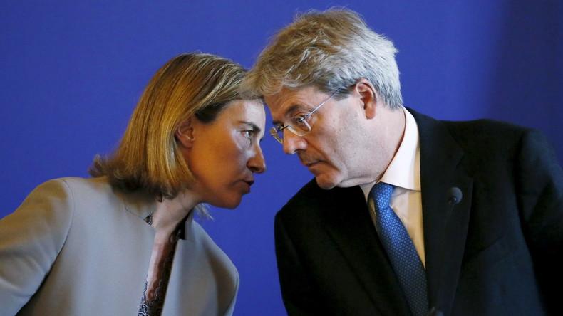 """Sanktionen und Einmischung: """"Brüssel macht sich zur Geisel der ukrainischen Behörden"""""""