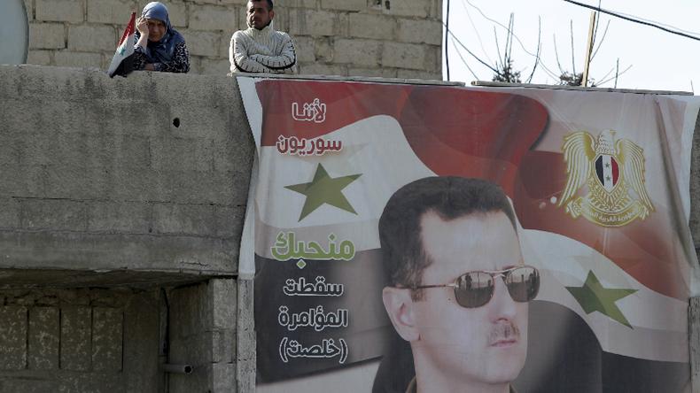 RT Spezial: Der Krieg in Syrien vor dem Eingreifen Russlands und danach
