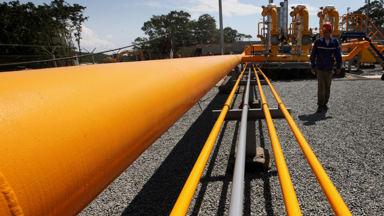 Gas-Exporte von Gazprom nach Deutschland steigen