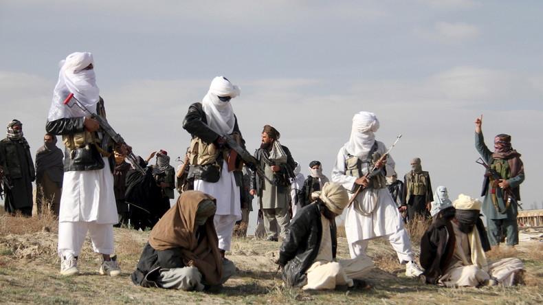 Droht neue US-Intervention in Afghanistan? Taliban in der Provinz Helmand weiter auf dem Vormarsch