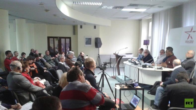 Gemeinsam gegen den Neoliberalismus – RT Deutsch-Reportage vom Sozialforum in Wroclaw