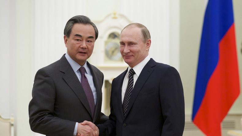 China und Russland bauen Wirtschaftskooperation aus
