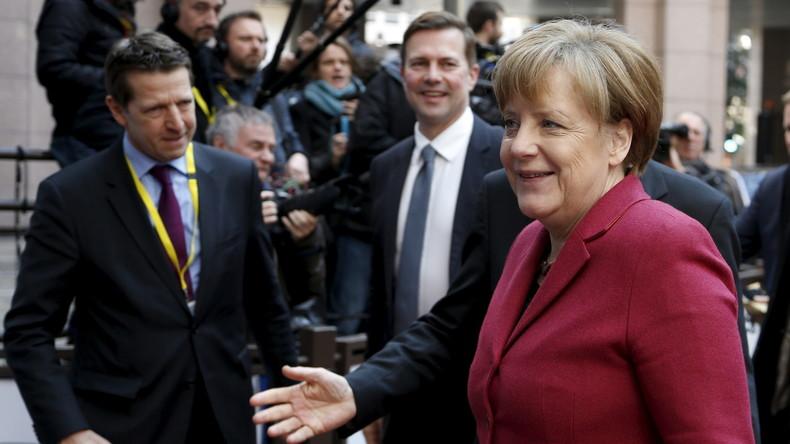 Auf ein Neues: EU-Staaten hoffen auf Pakt mit Türkei zur Eindämmung der Flüchtlingskrise