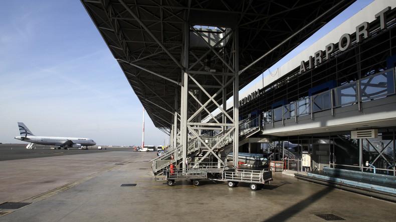 Fraport: Hessen kassiert, Griechenland haftet
