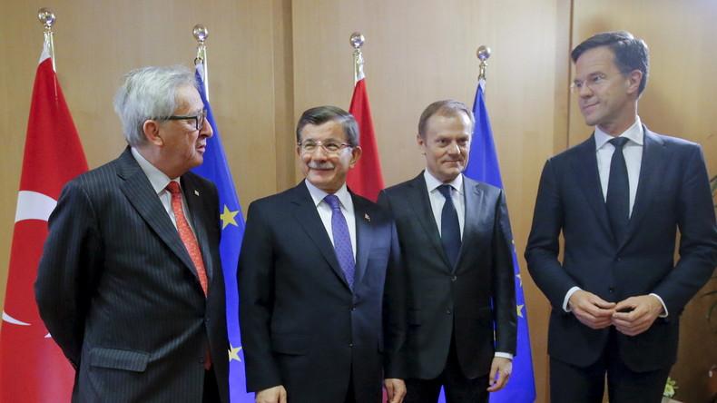 Die EU in der Flüchtlingskrise - Ein Jahr des Scheiterns
