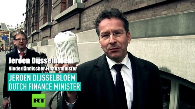 Niederlande: Toilettenpapier für EU-Assoziierungsabkommen mit Ukraine
