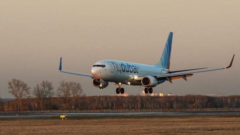 62 Tote bei Flugzeug-Absturz in Russland - Landebahn verfehlt