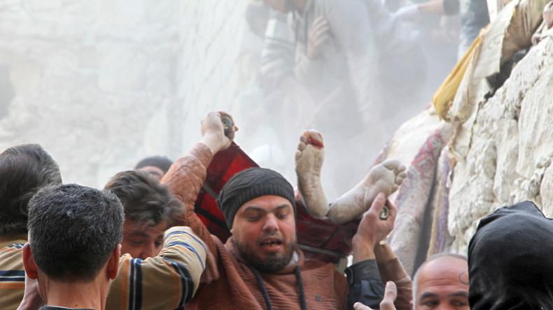 Syrien: 250.000 Tote – aber wer hat sie tatsächlich zu verantworten?