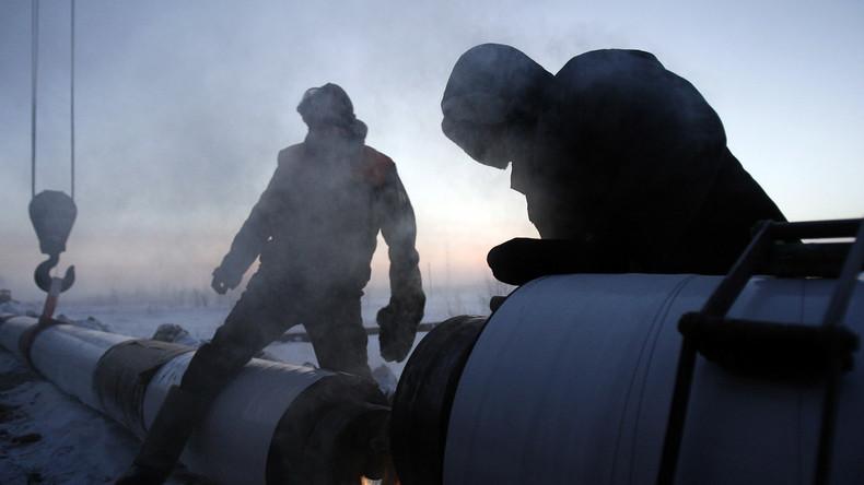 """""""Nord Stream 2"""" – Ein Projekt in politisch schwierigem Fahrwasser"""
