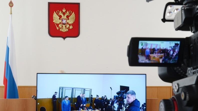 Das Gericht verurteilt  Nadija Sawtschenko