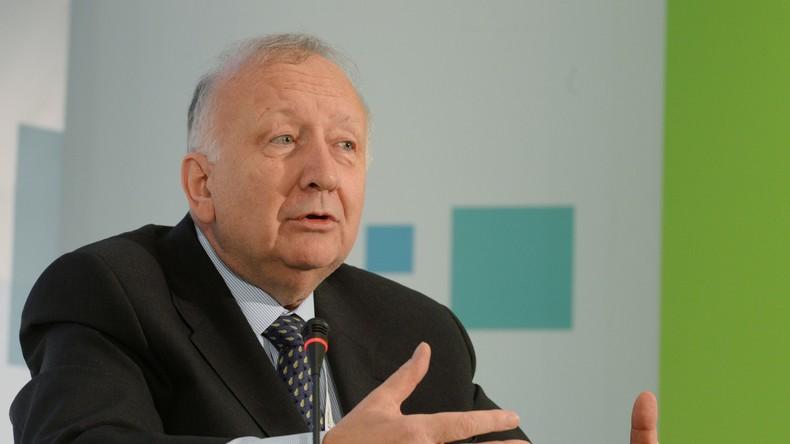 Willy Wimmer, Staatssektretär a.D.