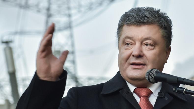 Petro Poroschenko sucht Käufer für seine Schokofabrik in Lipezk