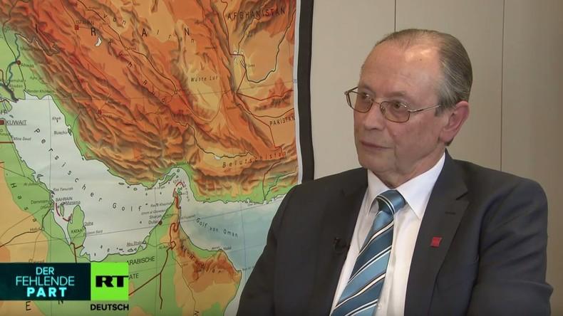 """Syrien: """"Der Frieden ist von Regionalmächten abhängig"""""""