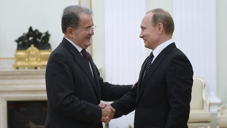 Italiens Ex-Premier: Die EU begeht viele Fehler im Verhältnis zu Russland