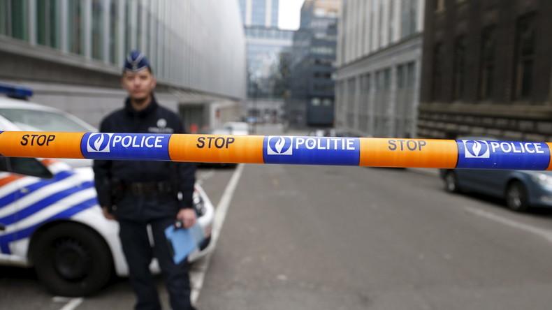 Anschlag in Brüssel: Explosionen im Flughafen und U-Bahnstation