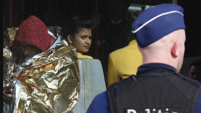Anschläge Brüssel: Russische Behörden warnten