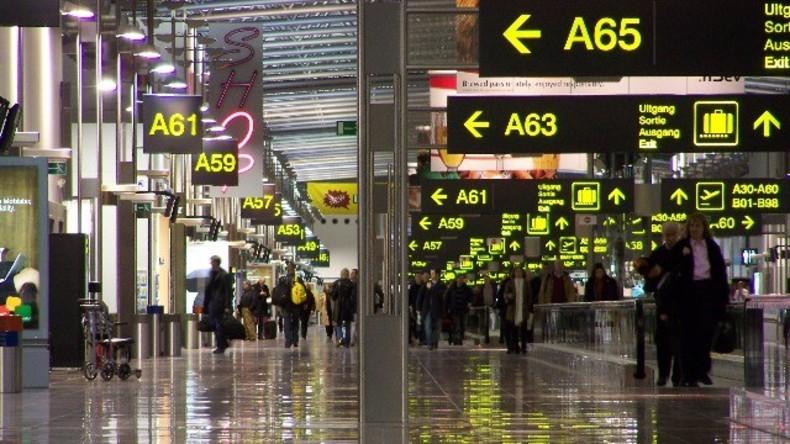 LIVE: Brüsseler Flughafen Zaventem nach heutigen Anschlägen