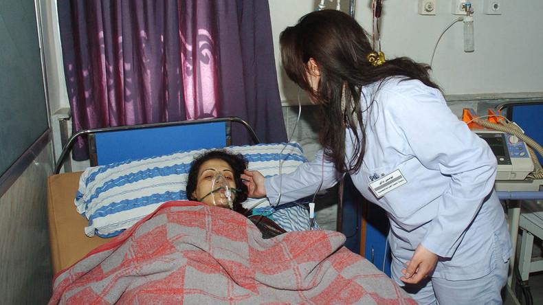 Militärarzt in Syrien: Feuerpause senkt die Anzahl der Todesopfer drastisch