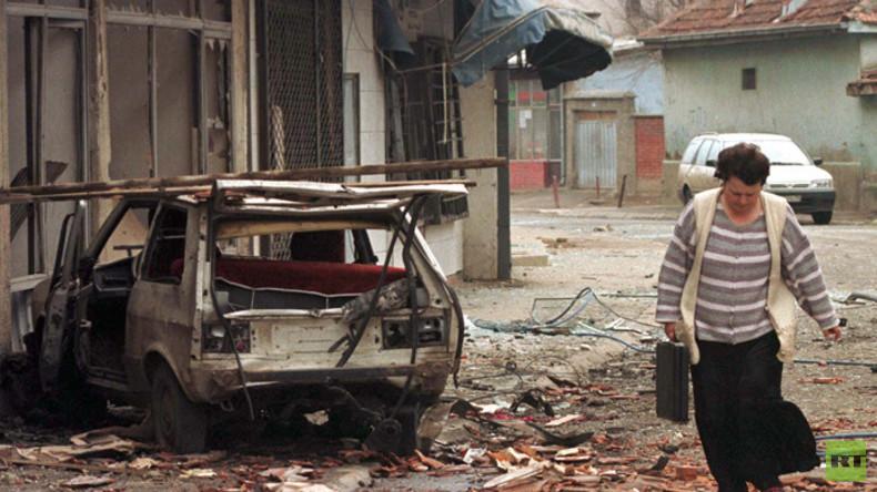 """RT Exklusiv-Doku: """"WARUM? Geschichten aus dem zerbombten Jugoslawien"""""""