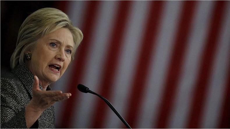 Hillary Clinton und die Verschwörung des 'Regime-Wechsel in Syrien'