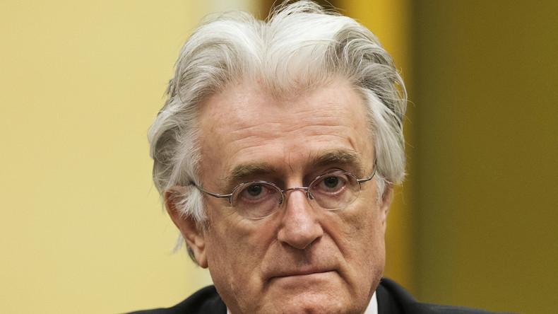 Live: UN-Tribunal verkündet Urteil über Radovan Karadzic wegen Kriegsverbrechen und Völkermord
