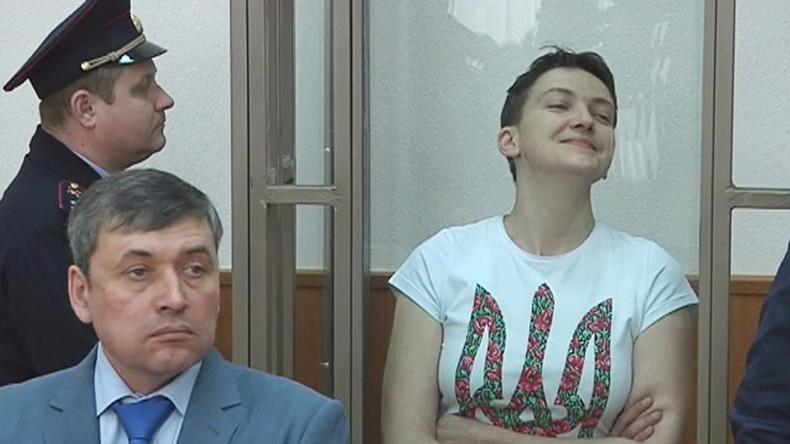 Poroschenko und Biden besprechen den Fall Sawtschenko