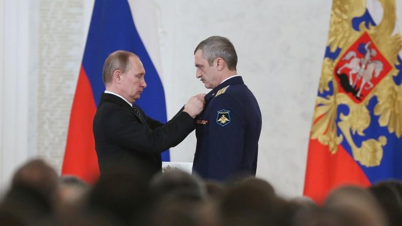 Nach dem Abzug aus Syrien: Russland hat alle Ziele seiner Mission erreicht