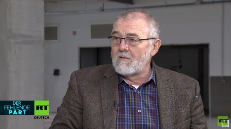 Interview mit Rainer Rupp zum NATO-Krieg gegen Jugoslawien